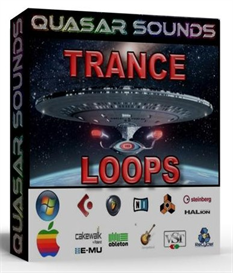 trance synth loops 140 bpm  -   24 bit wav loops