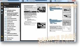 kawasaki kvf 360 prairie 2003-2009 atv service repair manual