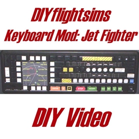 DIY Keyboard Mod: Jet Fighter Video | Movies and Videos | Educational