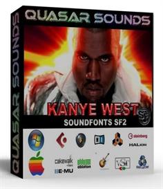 Kanye West Kit - Drums Instruments - Kontakt Logic Reason | Music | Soundbanks