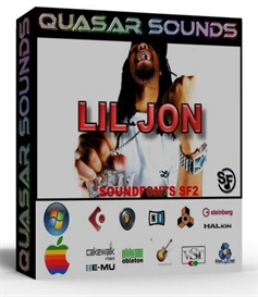 Lil Jon Kit -  Drums Instruments  - Kontakt Logic Reason | Music | Soundbanks