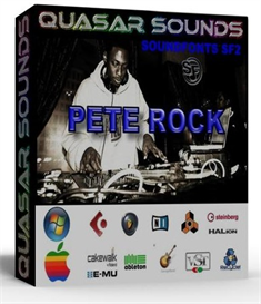 Pete Rock Kit - Drums  Instruments - Kontakt Logic Reason | Music | Soundbanks