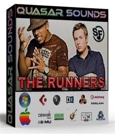 The Runners Kit  - Drums Instruments - Kontakt Reason Logic | Music | Soundbanks