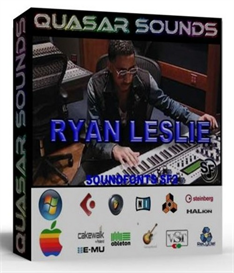 Ryan Leslie Kit - Drums Instruments  - Kontakt Logic Reason | Music | Soundbanks