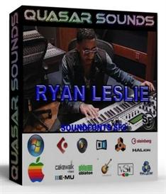 Ryan Leslie Kit - Drums Instruments  - Kontakt Logic Reason | Music | Soundbanks