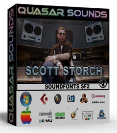 Scott Storch Kit - Drums  Instruments - Kontakt Reason Logic | Music | Soundbanks