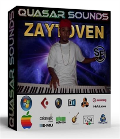 Zaytoven Samples - Drums  - Instruments -  Kontakt Logic | Music | Soundbanks