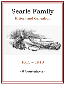 Searle Family History and Genealogy | eBooks | History