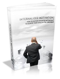 Internalized Motivation | eBooks | Psychology & Psychiatry