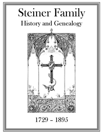 Steiner Family History and Genealogy | eBooks | History