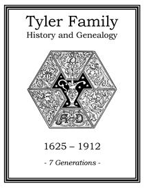 Tyler Family History and Genealogy | eBooks | History