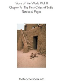 First Cities in India Notebooking Pages | eBooks | Education