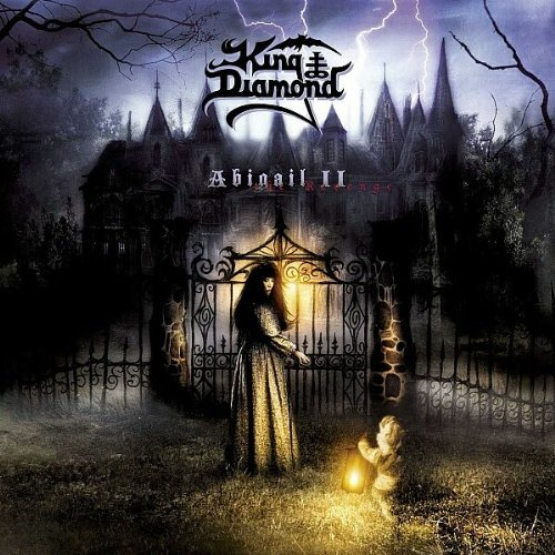First Additional product image for - KING DIAMOND Abigail II: The Revenge (2002) (METAL BLADE RECORDS) (13 TRACKS) 320 Kbps MP3 ALBUM