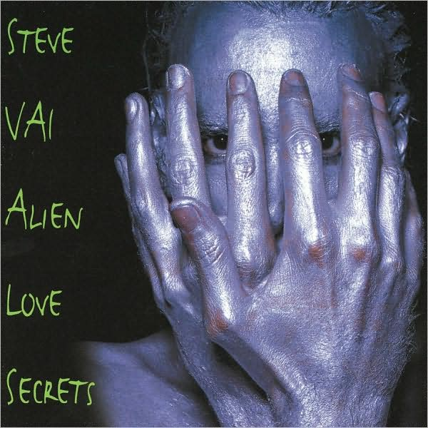 First Additional product image for - STEVE VAI Alien Love Secrets (1995) (RELATIVITY RECORDS) (7 TRACKS) 320 Kbps MP3 ALBUM