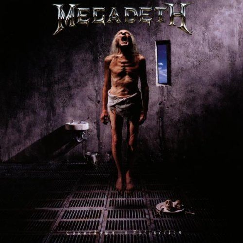 First Additional product image for - MEGADETH Countdown To Extinction (1992) (CAPITOL RECORDS) (11 TRACKS) 320 Kbps MP3 ALBUM