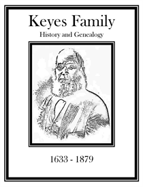 Keyes Family History and Genealogy | eBooks | History