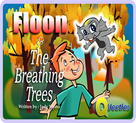 Floon and the Breathing Trees - Animated read along DVD Apple Devices