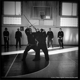 Juttejutsu with Mats Hjelm | Movies and Videos | Miscellaneous