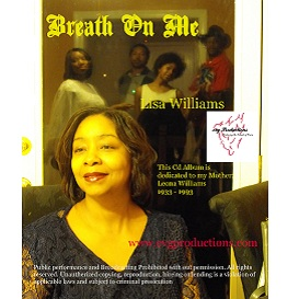 Breath On Me - single | Music | Gospel and Spiritual