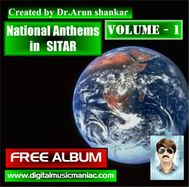 NATIONAL ANTHEM - VOLUME - 1