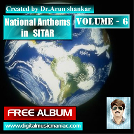 national anthem - volume - 6