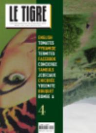 Le Tigre magazine n4, avril 2011   eBooks   Non-Fiction