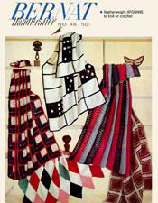Featherweight Afghans - Adobe .pdf Format | eBooks | Arts and Crafts