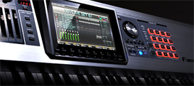 Roland Fantom G8 soud kit  WAV/ REFILL 6.85GB | Music | Soundbanks