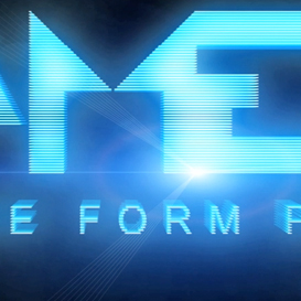 Gamer (Trapcode Form & Particular Required) | Software | Software Templates