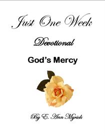 Just One Week Devotional - Mercy | eBooks | Religion and Spirituality