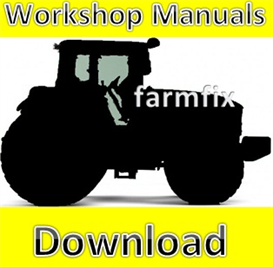 ford new holland 335 340 340b tractor service repair manual