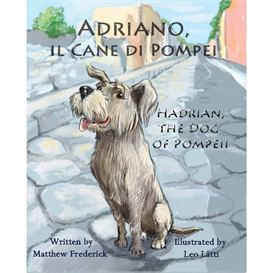 Adriano, il Cane di Pompei - Hadrian, the Dog of Pompeii | eBooks | Children's eBooks