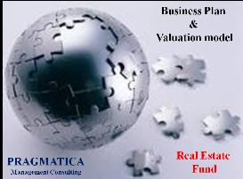 Private Equity-Venture Capital Fund VALUATION MODEL &amp; BUSINESS PLAN. A Real Estate Fund case