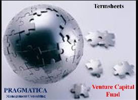 Venture capital fund terms and conditions. Termsheets sample . A fund for SME case | Documents and Forms | Templates