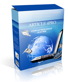 Article Pro Series | Software | Home and Desktop