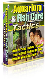 Aquarium & Fish Care Tactics | eBooks | Pets