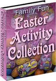 Family Fun Easter Activity Collection | eBooks | Parenting
