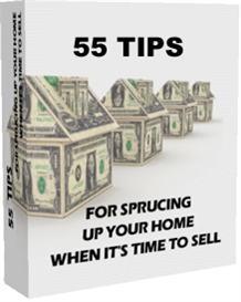 55 Tips for Sprucing Up Your Home | eBooks | Real Estate