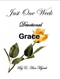 just one week devotional