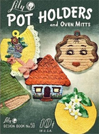 Lily Pot Holders and Oven Mitts | eBooks | Arts and Crafts