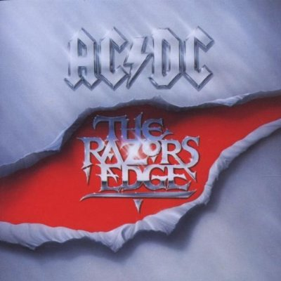 First Additional product image for - AC-DC The Razor's Edge (1990) (ATCO RECORDS) (12 TRACKS) 320 Kbps MP3 ALBUM