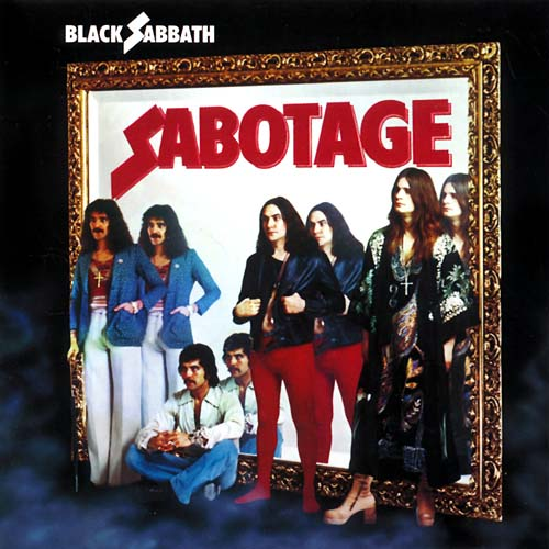 First Additional product image for - BLACK SABBATH Sabotage (1975) (WARNER BROS. RECORDS) (8 TRACKS) 320 Kbps MP3 ALBUM