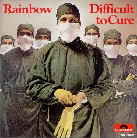 First Additional product image for - RAINBOW Difficult To Cure (1981) (POLYDOR RECORDS) (9 TRACKS) 320 Kbps MP3 ALBUM