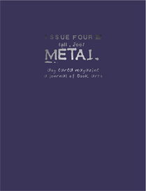 dog eared magazine: issue four: metal