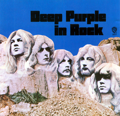 First Additional product image for - DEEP PURPLE Deep Purple In Rock (1970) (WARNER BROS. RECORDS) (7 TRACKS) 320 Kbps MP3 ALBUM