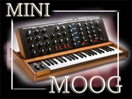 Mini Moog | Music | Soundbanks