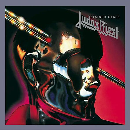 First Additional product image for - JUDAS PRIEST Stained Glass (1978) (COLUMBIA RECORDS) (9 TRACKS) 320 Kbps MP3 ALBUM