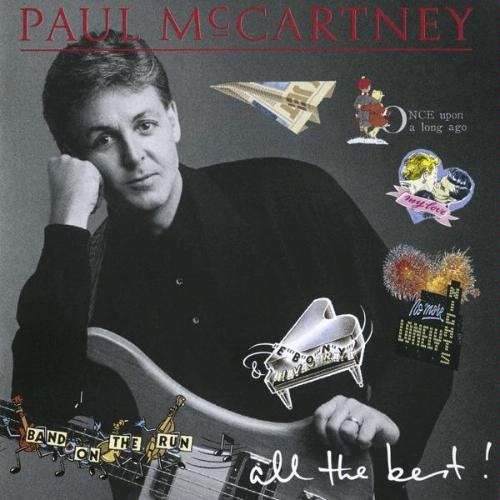 First Additional product image for - PAUL McCARTNEY All The Best! (1987) (CAPITOL RECORDS) (17 TRACKS) 320 Kbps MP3 ALBUM