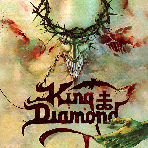 First Additional product image for - KING DIAMOND House Of God (2000) (METAL BLADE RECORDS) (13 TRACKS) 320 Kbps MP3 ALBUM