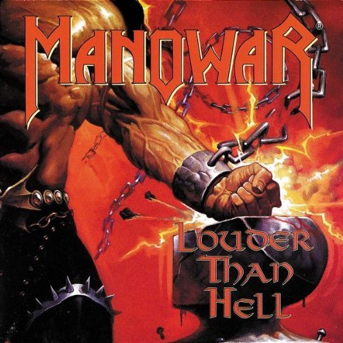 First Additional product image for - MANOWAR Louder Than Hell (1996) (GEFFEN RECORDS) (10 TRACKS) 320 Kbps MP3 ALBUM